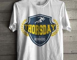 Nro 43 kilpailuun Design a logo & T-shirt for a running club käyttäjältä Adityay