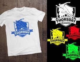 Nro 30 kilpailuun Design a logo & T-shirt for a running club käyttäjältä ralfgwapo