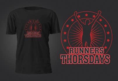 Nro 34 kilpailuun Design a logo & T-shirt for a running club käyttäjältä murtalawork
