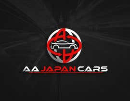 #160 cho Refreshing the logo of a used Japanese car exporter company bởi anibaf11