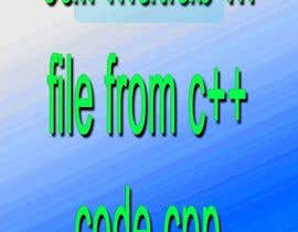 #18 para call matlab m file from c++ code cpp por sanart