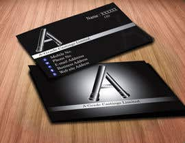 prasnjitsaha tarafından Design some Business Cards for A-Grade Castings Limited için no 13