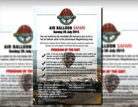 #12 untuk Chaine Balloon Event oleh adidoank123