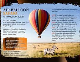 #11 untuk Chaine Balloon Event oleh silvi86