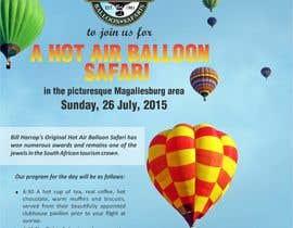 #5 untuk Chaine Balloon Event oleh neerajdadheech