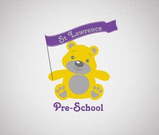 Nro 6 kilpailuun Design a Logo for Pre-School käyttäjältä ramiessef