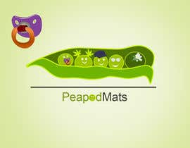 #42 for Design a Logo for PeapodMats af iftawan