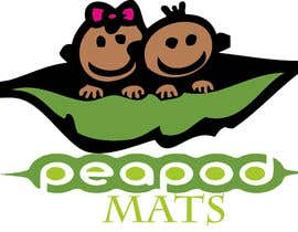#38 for Design a Logo for PeapodMats by Taleent