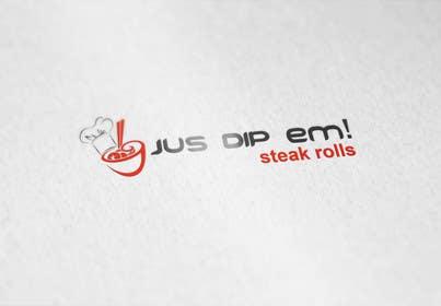 Nro 20 kilpailuun Develop a Corporate Identity for 'Jus Dip Em!' käyttäjältä Designermb