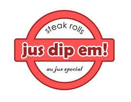 #15 untuk Develop a Corporate Identity for 'Jus Dip Em!' oleh orlan12fish