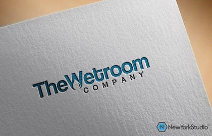 #83 for Design a Logo for The Wetroom Company af SergiuDorin
