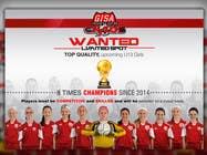 Graphic Design Inscrição do Concurso Nº5 para Design a Flyer for Advertisement for Soccer team