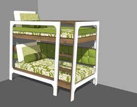 #10 untuk IKEA Bunk Bed Hackathon - Mid Century Modern oleh kmworkmoney