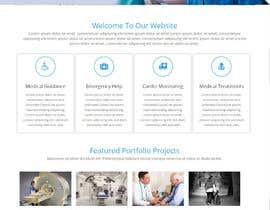 #18 untuk Design a Website Mockup for my health website - Auto-med oleh lassoarts