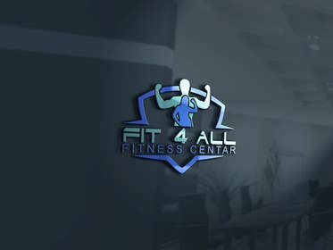 #5 untuk Fit4All Fitness center oleh olja85