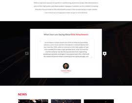 #22 for Design a Website Mockup for Elite Attachments Website af amitpokhriyalchd