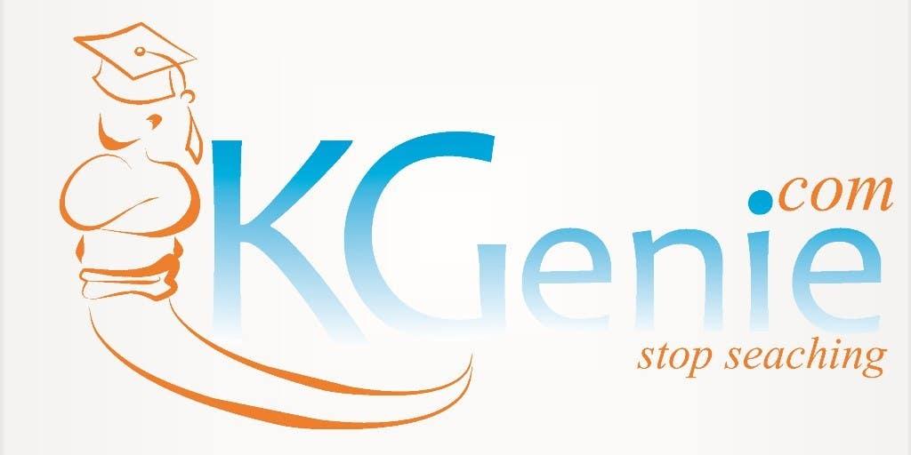 Konkurrenceindlæg #                                        532                                      for                                         Logo Design for KGenie.com