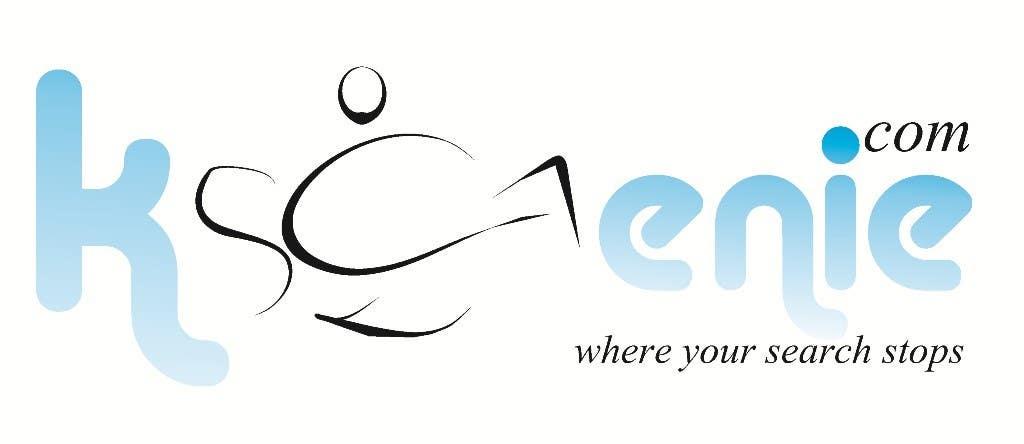 Konkurrenceindlæg #                                        271                                      for                                         Logo Design for KGenie.com