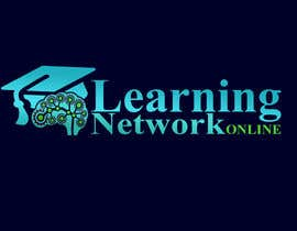 gautamrathore tarafından Design a Logo for Learning Network Online için no 18