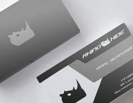 #39 for Develop a Corporate Identity for Rhinohide af vadimcarazan