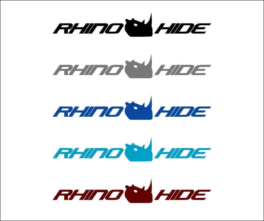 Bài tham dự cuộc thi #71 cho Develop a Corporate Identity for Rhinohide