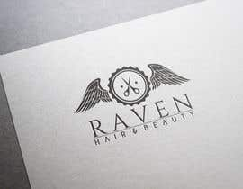 #4 for Design a Logo for Raven Hair & Beauty af asnpaul84