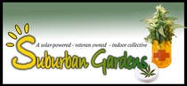 Graphic Design Contest Entry #81 for Logo Design for Suburban Gardens - A solar-powered, veteran owned indoor collective