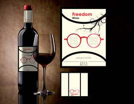 #89 cho Create packaging design for a wine label. bởi chirangasandeepa