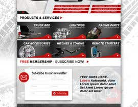 #28 untuk Design a Website Mockup for Autoworld oleh kash03vw