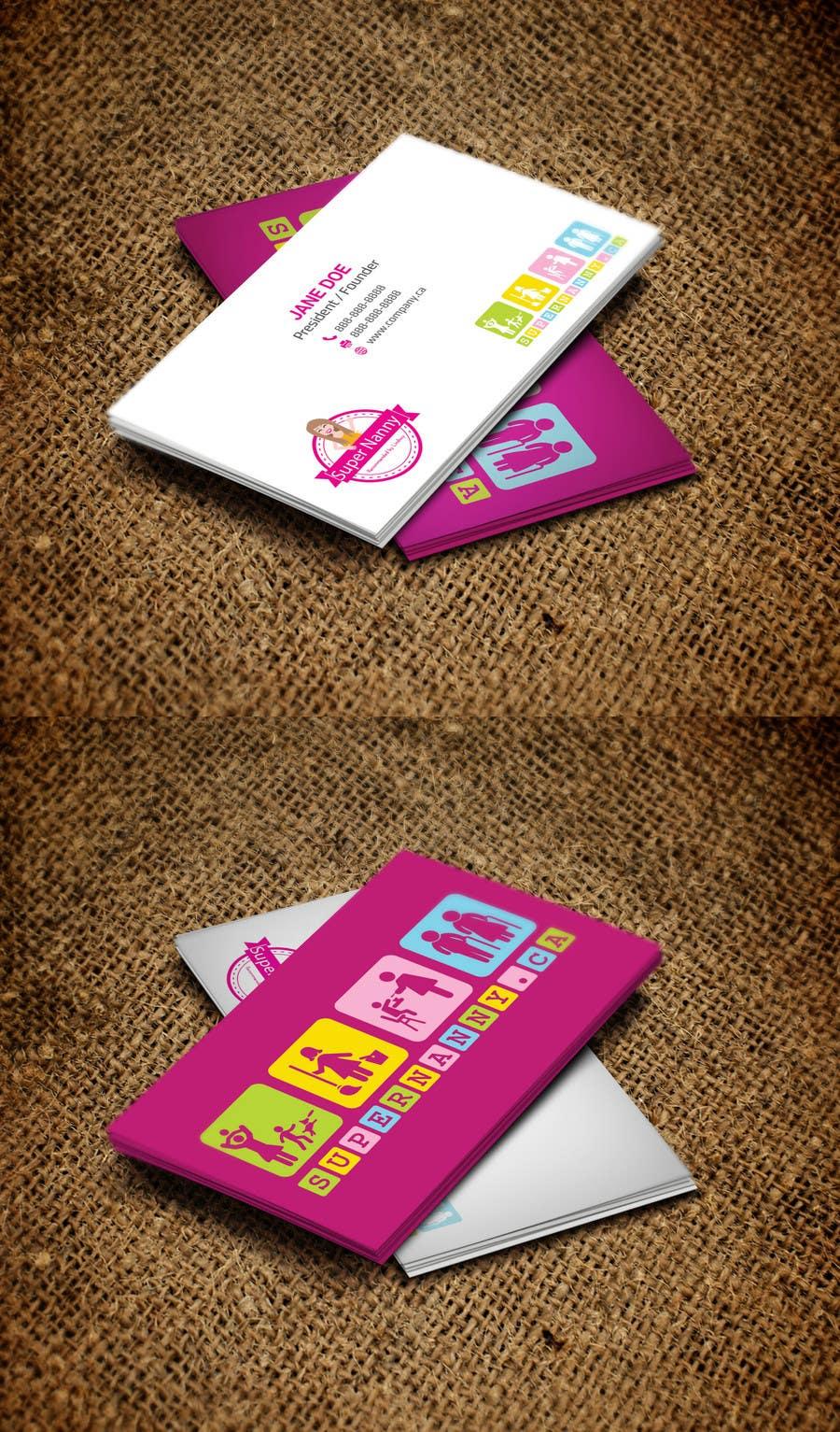 Inscrição nº 147 do Concurso para Design some Business Cards for Canadian company