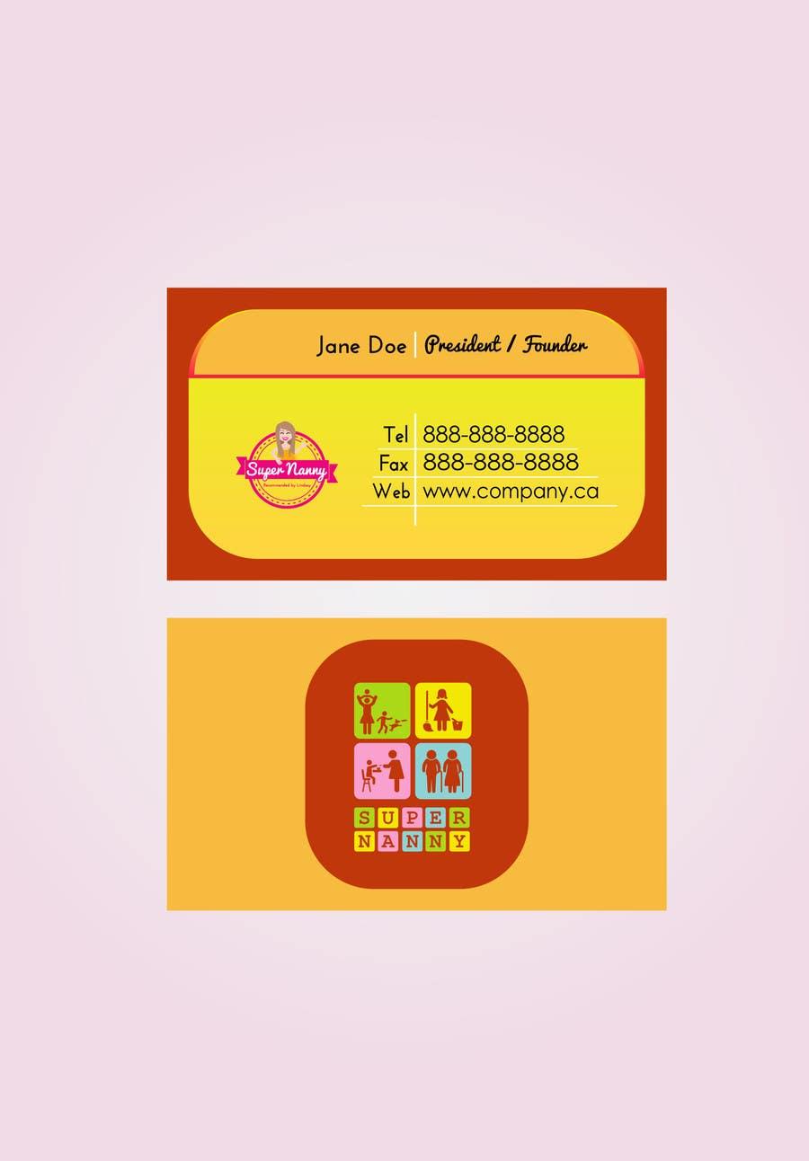 Inscrição nº 3 do Concurso para Design some Business Cards for Canadian company