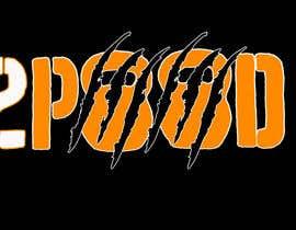 #18 for Design a Logo for 2POOD tiger af LexyC150