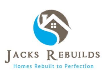 dranerswag tarafından design a logo for Jacks rebuilds için no 3