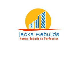 #9 para design a logo for Jacks rebuilds por KhawarAbbaskhan