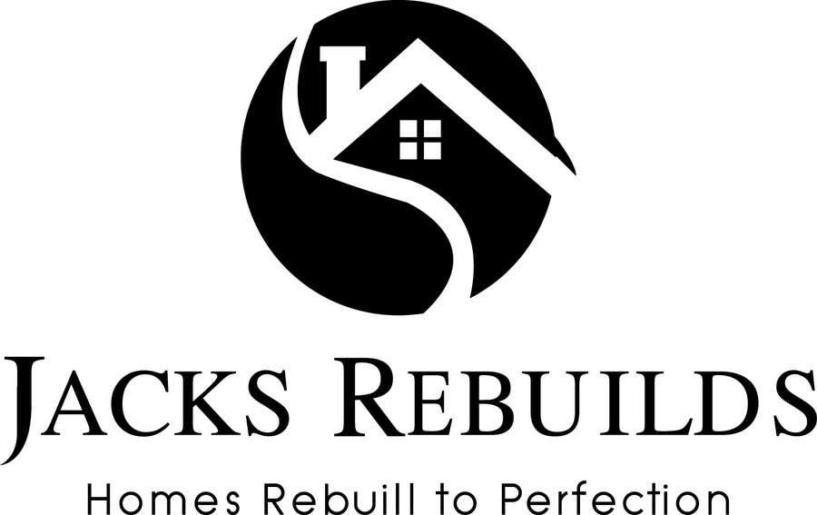 Inscrição nº 1 do Concurso para design a logo for Jacks rebuilds