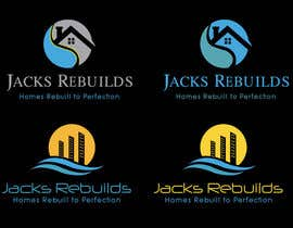 #8 para design a logo for Jacks rebuilds por littlenaka
