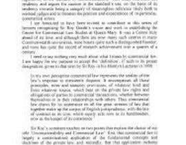 #11 para Translate Legal Document por lucymacro