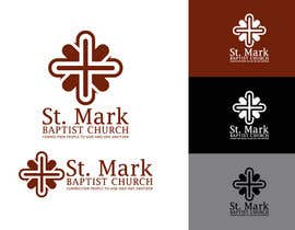 #262 for Design a Logo for St. Mark af jass191