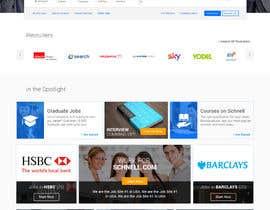 #36 para Design a Homepage for a Job Site por dzsouma