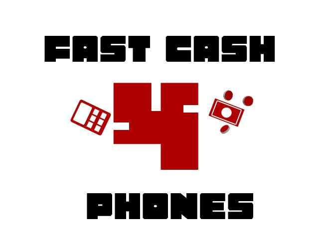 Entri Kontes #                                        65                                      untuk                                        Logo Design for Fast Cash 4 Phones