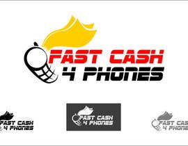 #70 dla Logo Design for Fast Cash 4 Phones przez anisun