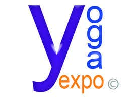 #94 for Design a Logo for Yoga Expo af webexpo
