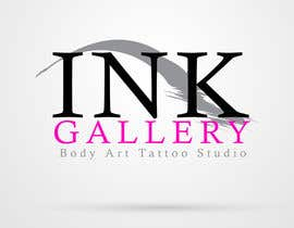 #7 para Design a Logo for The Ink Gallery por Opacity