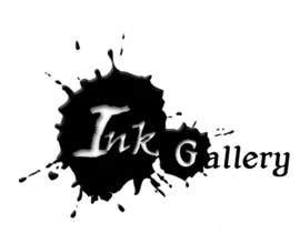 #10 para Design a Logo for The Ink Gallery por elaine1012