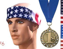 #8 cho Design a Banner for an American Themed Website bởi bellalbellal25