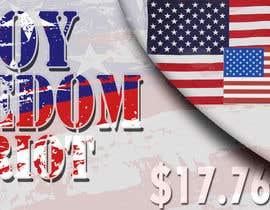 #3 cho Design a Banner for an American Themed Website bởi deeadum