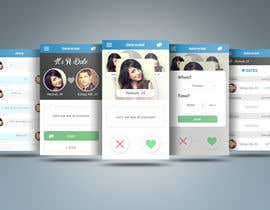 #27 cho Design an App Mockup for Dating Application bởi Nayemhasan09