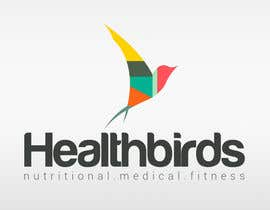 #13 para Logo needed for HEALTH BIRDS por geniedesignssl