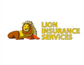 Nro 116 kilpailuun Design a Logo for lion insurance services käyttäjältä pramodshetty001