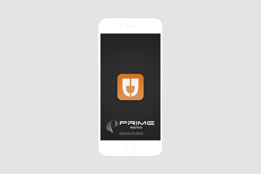 Penyertaan Peraduan #7 untuk Need a splash screen for my app